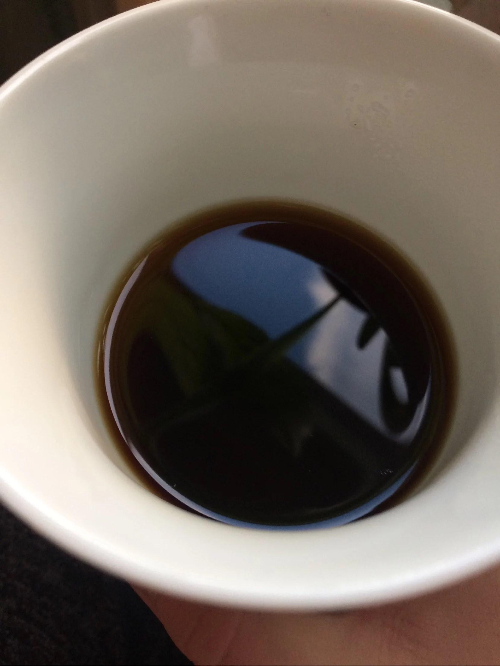 Kaffe i kylan