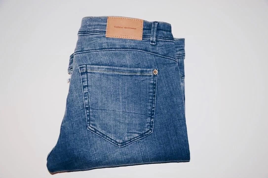 Jeans med hål? Ja tack