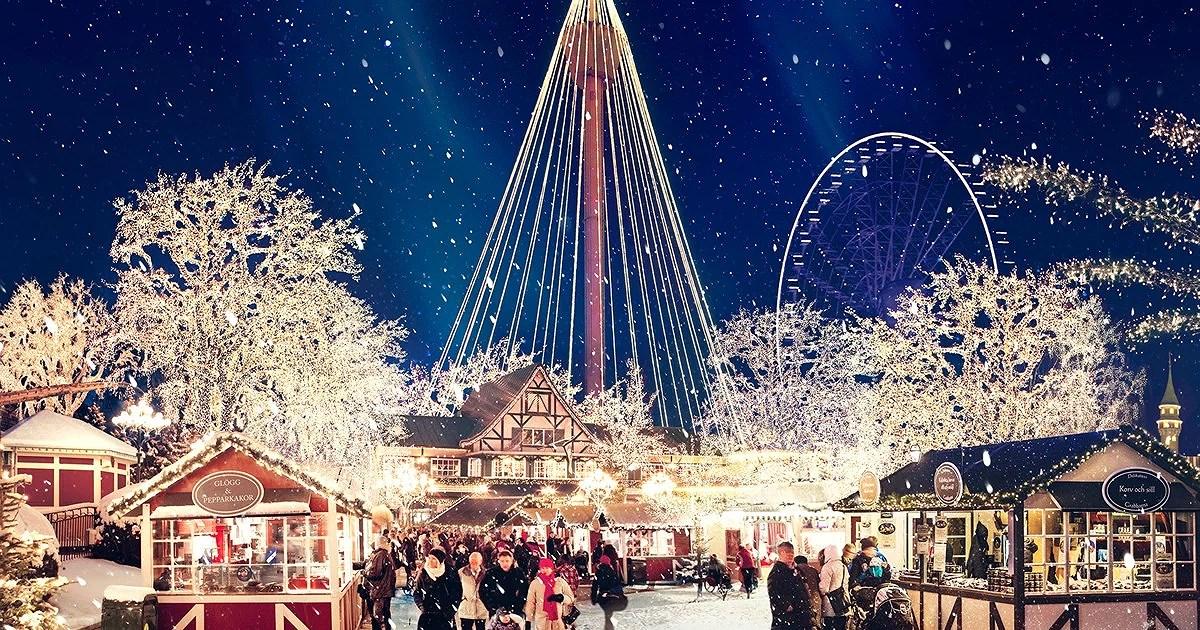 Årets julmarknader