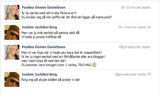 jockiboi flickvän jonna blogg Kiruna