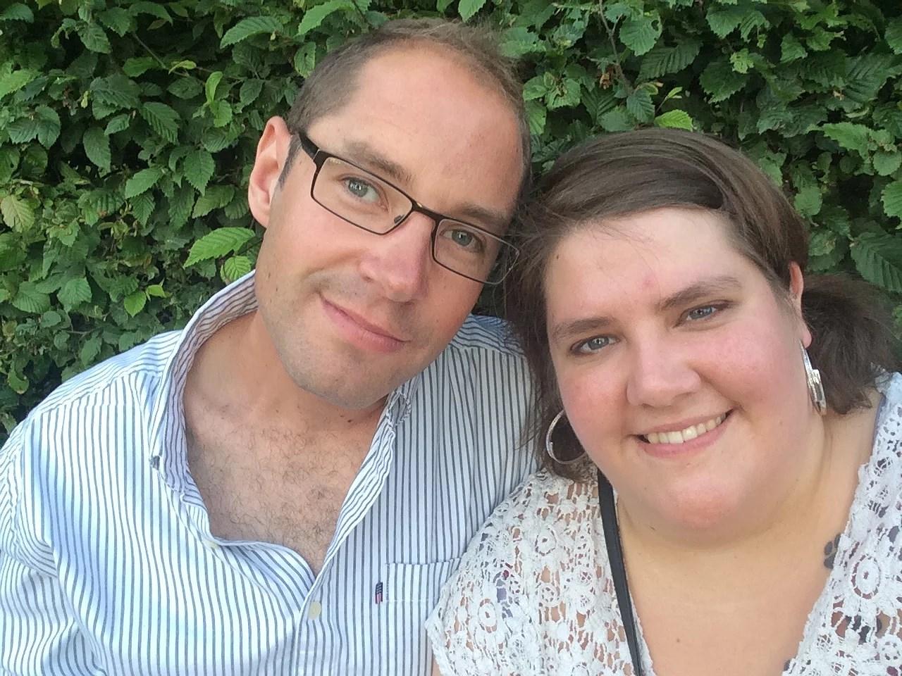 En speciell dejt som ändå blev bra! 2 år av kärlek!