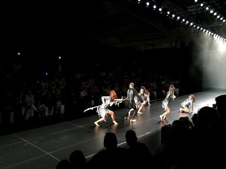 Jodi Dalmau nos ha sorprendido con un auténtico espectáculo como cada año.