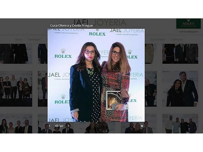 Jael Joyería y Rolex. Press