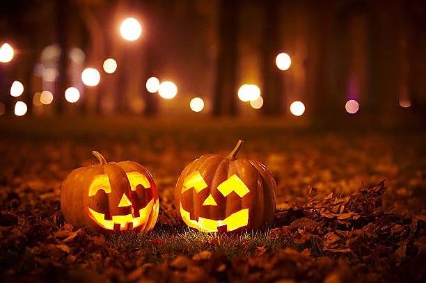 Inför halloween