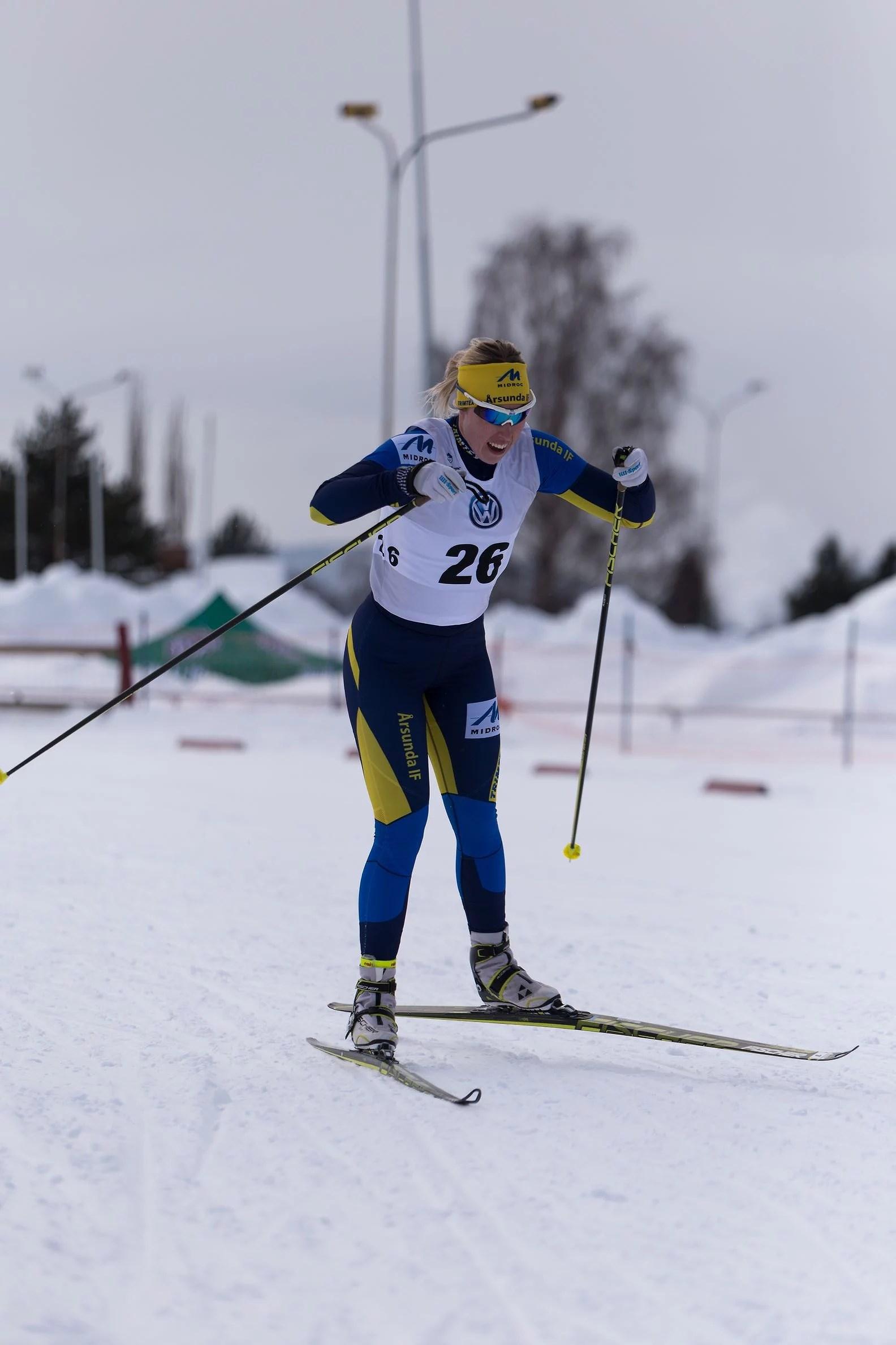 Cupavslutning i Örnsköldsvik