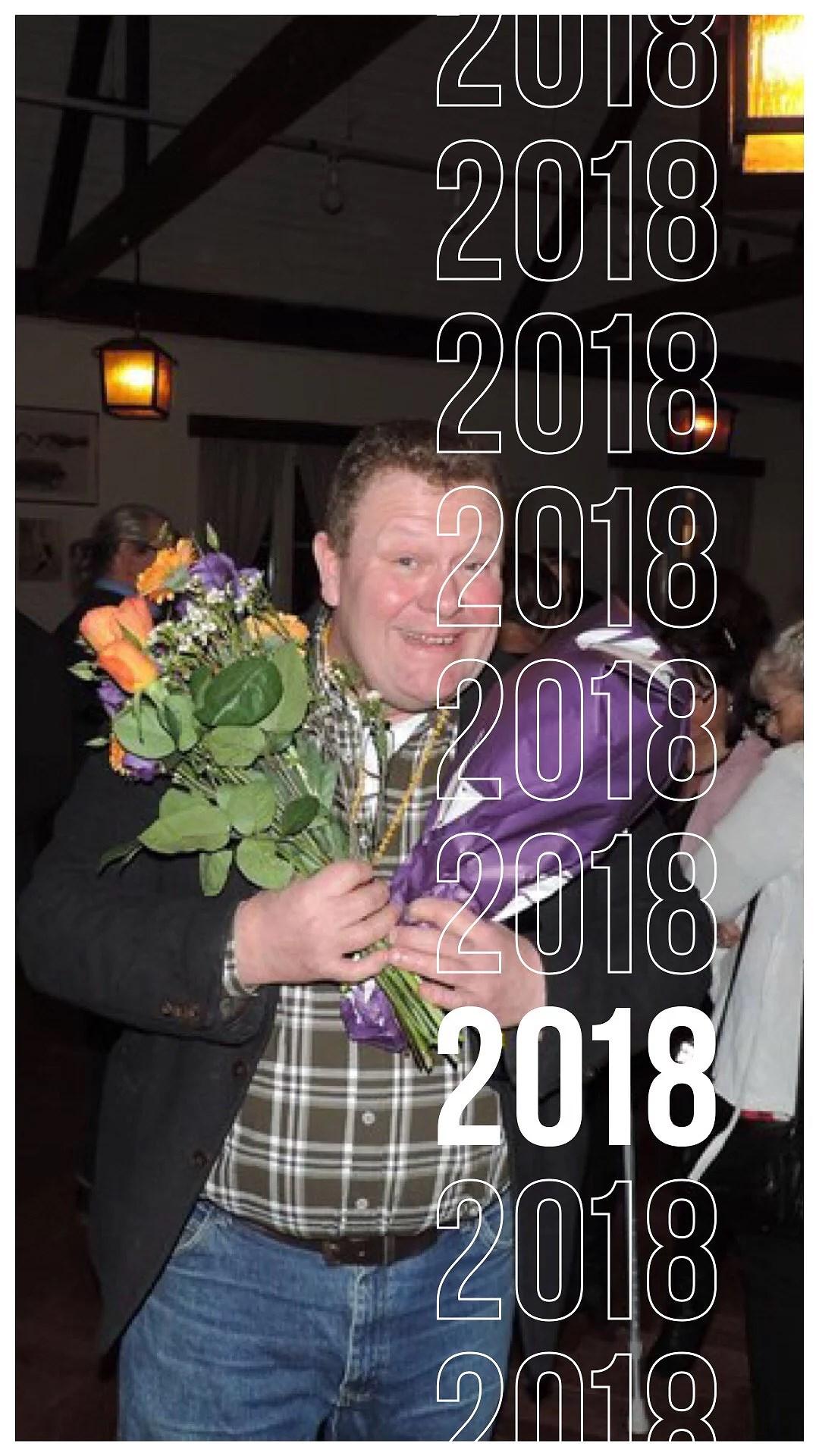 Hederlig års resumé av 2018