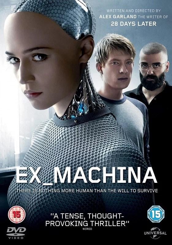 Filmtips: Ex Machina