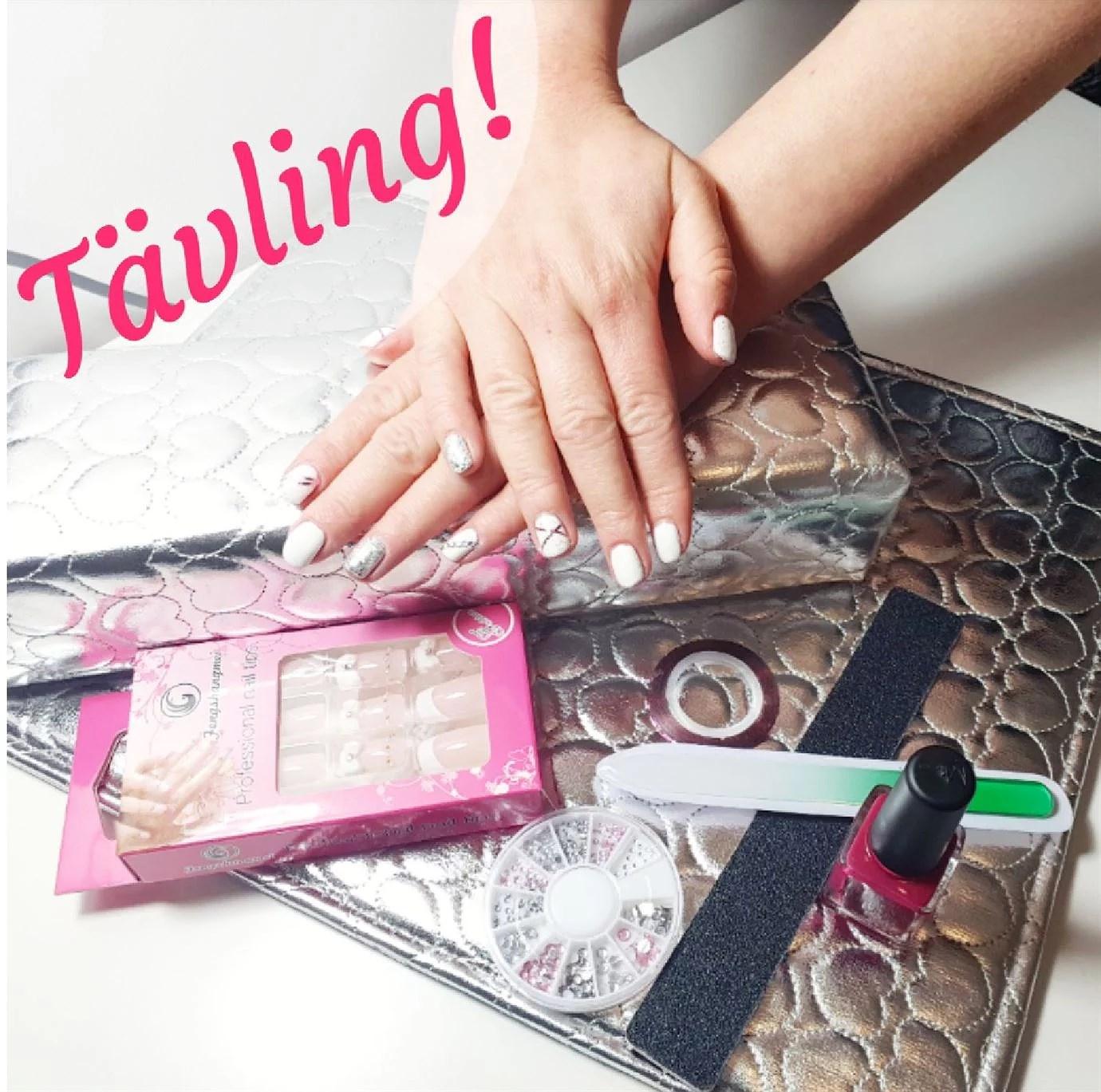 Tävling - vinn nagelkit från Bellaz
