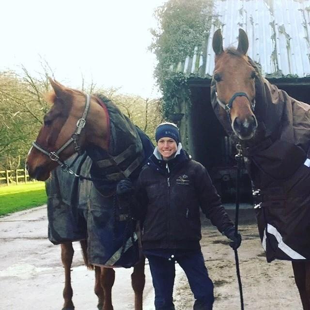 Ny häst, hoppträning och säsongsplanering