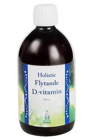 d vitamin brist