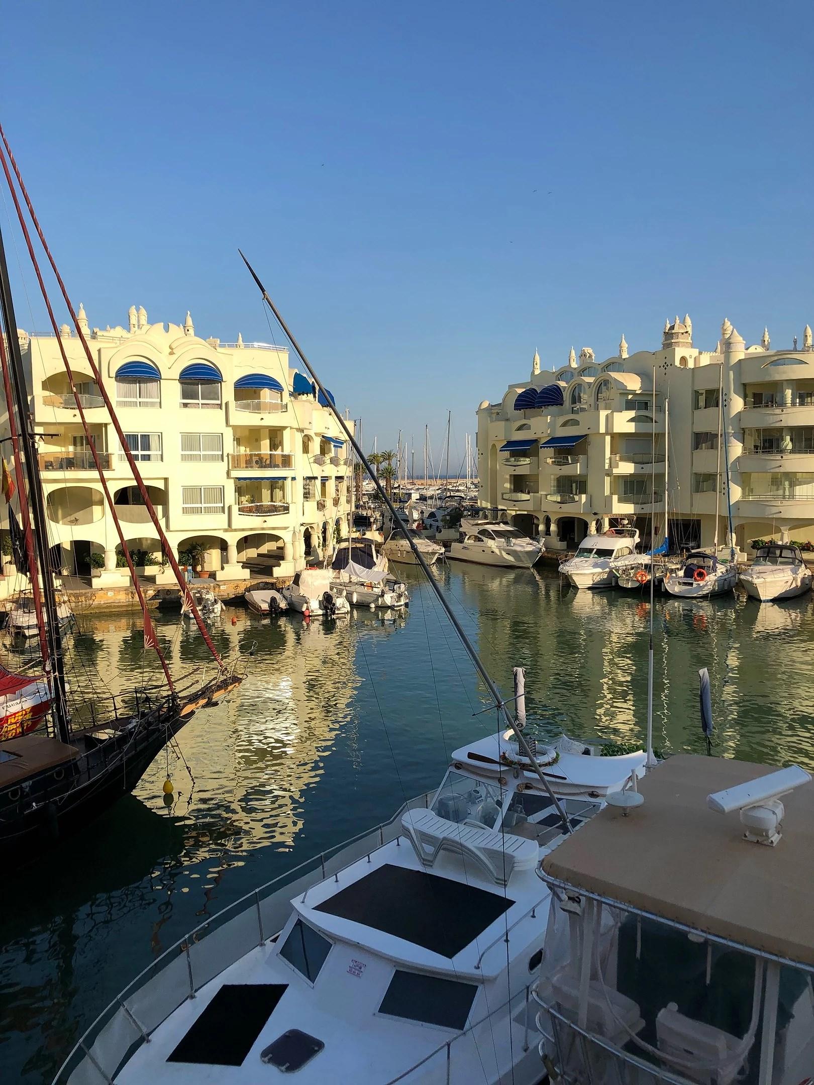 Puerto Marina.