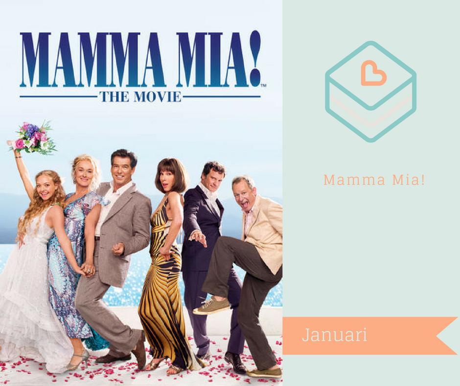 Filmer jag viill se på Netflix - Mamma Mia!