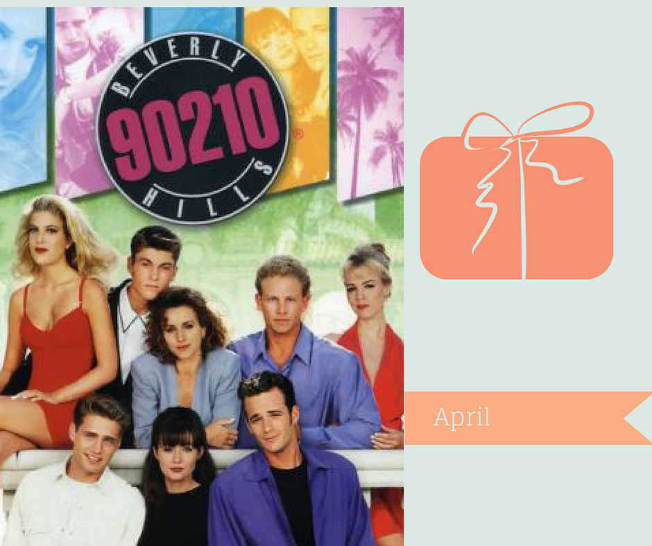 90-tals serier man borde ha sett - Beverly Hills 90210