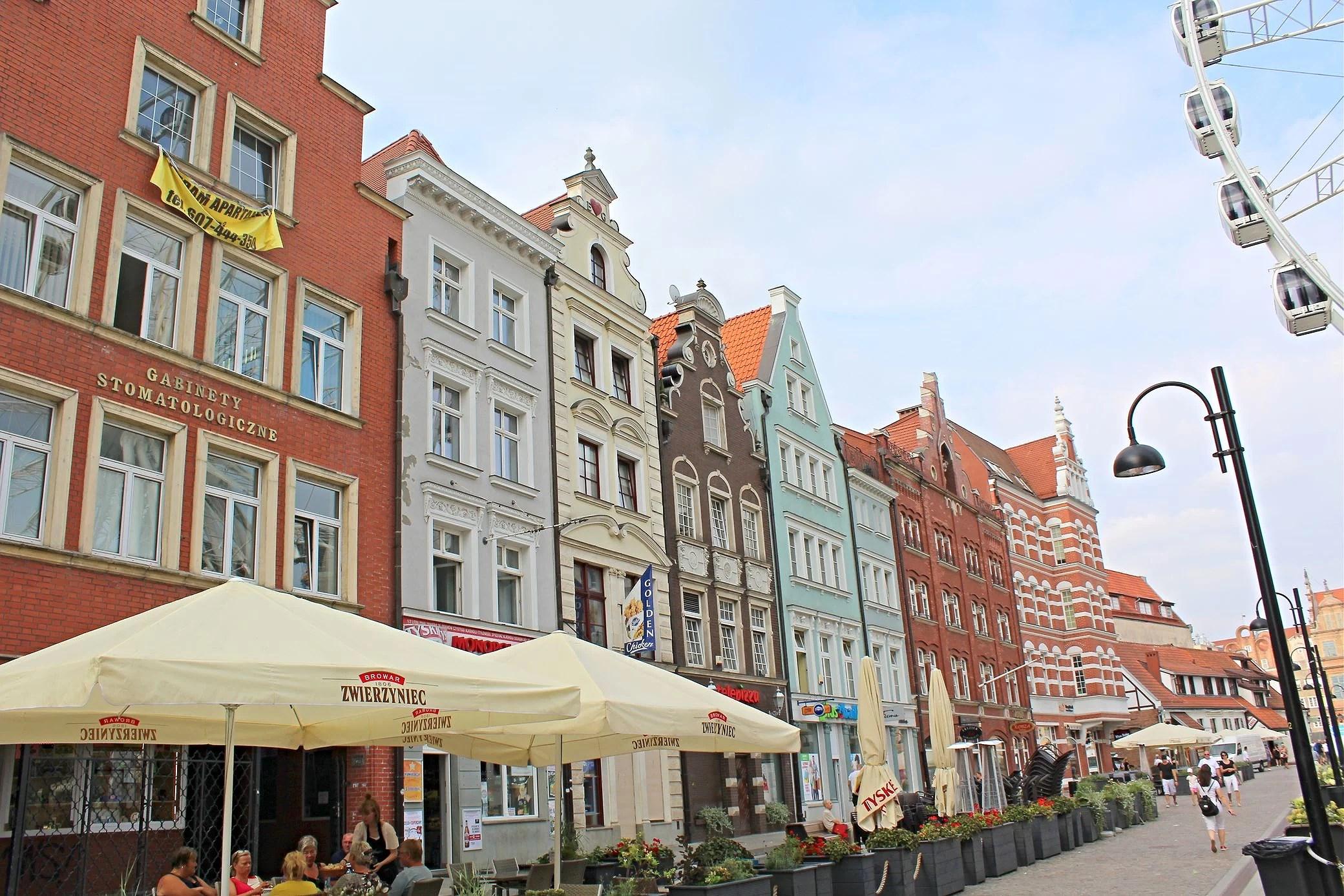 Gdansk - En stad att längta tillbaka till