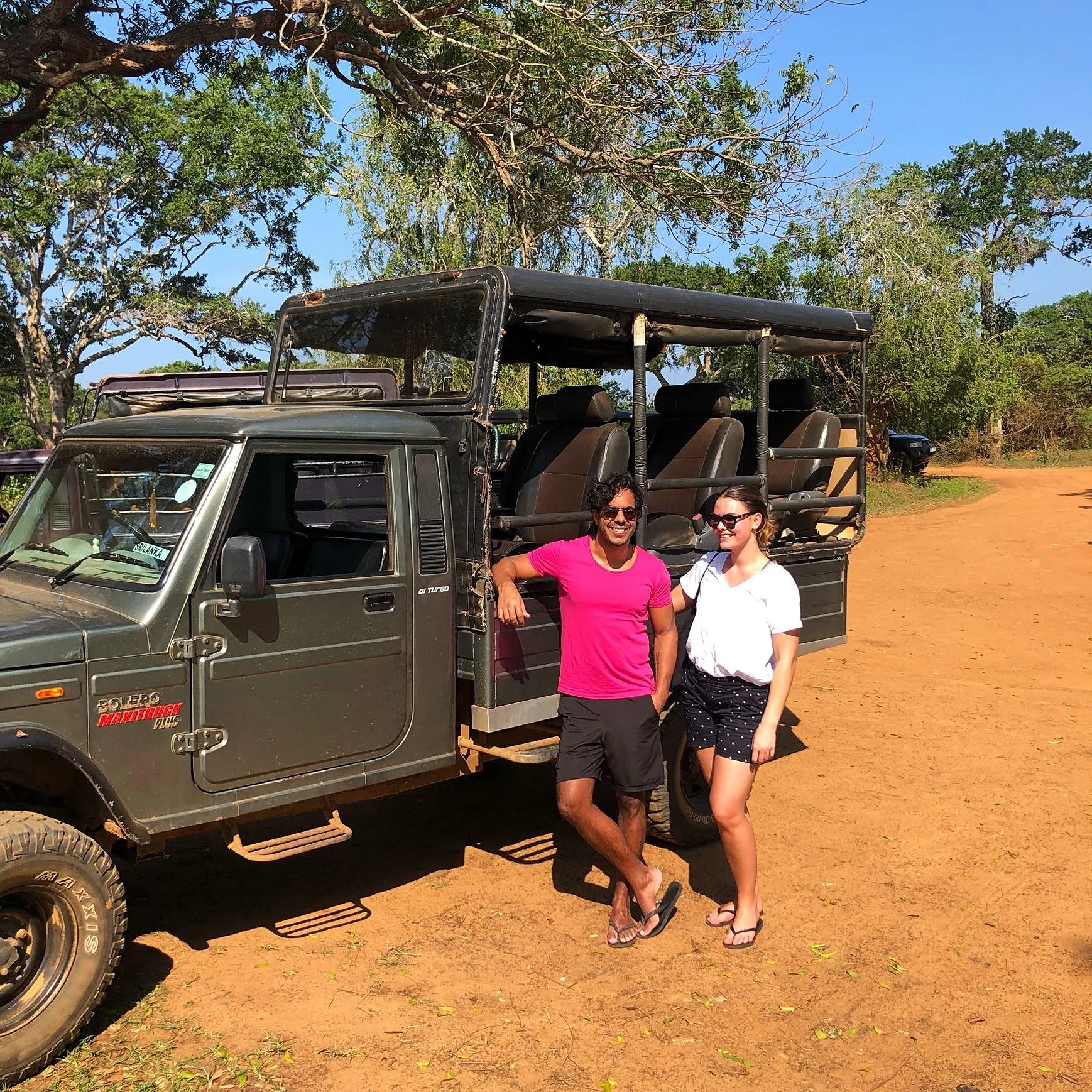 Yala Safari, Sri Lanka