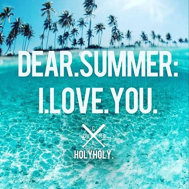 Summer inspiration!!