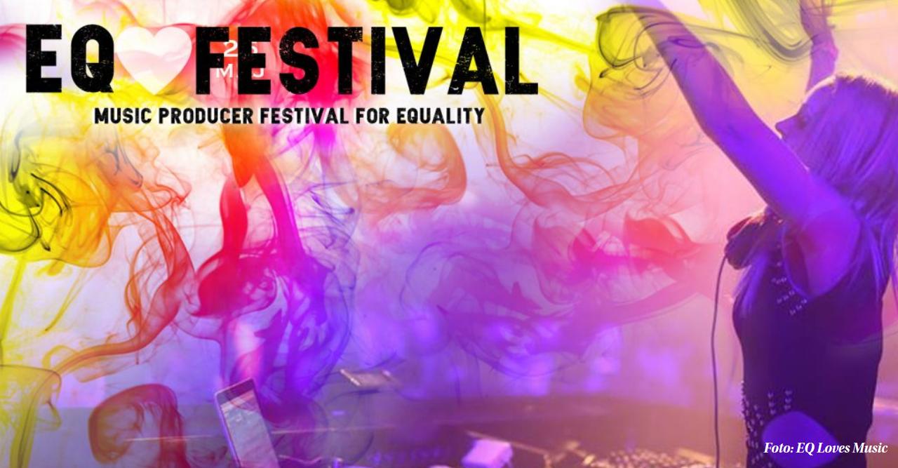 EQ Love Festival 25 maj!