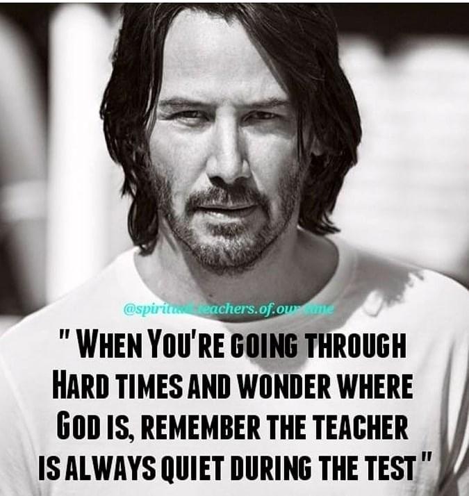 Kom ihåg att läraren alltid är tyst under testet.