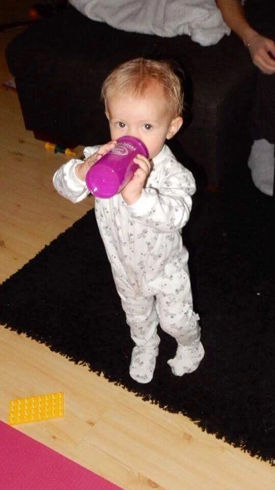 Twistshake - en lila flaska till lilleman 👌🏻