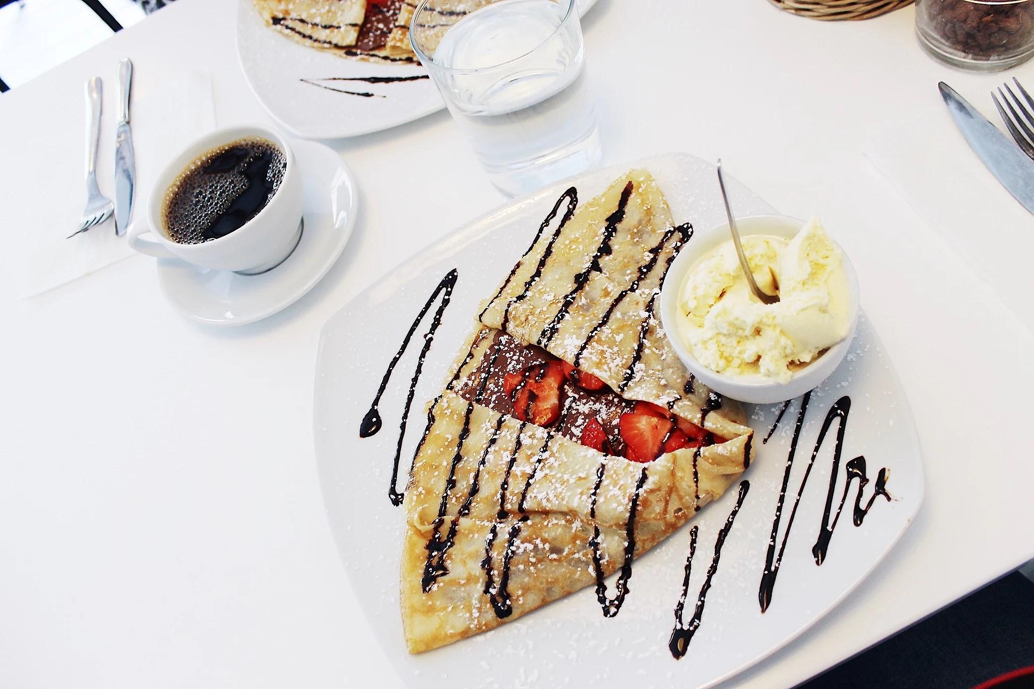 OLGA'S CAFE