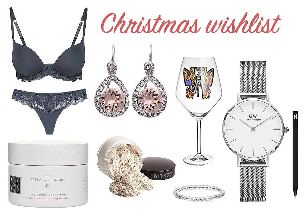 CHRISTMAS SHOPPING +
