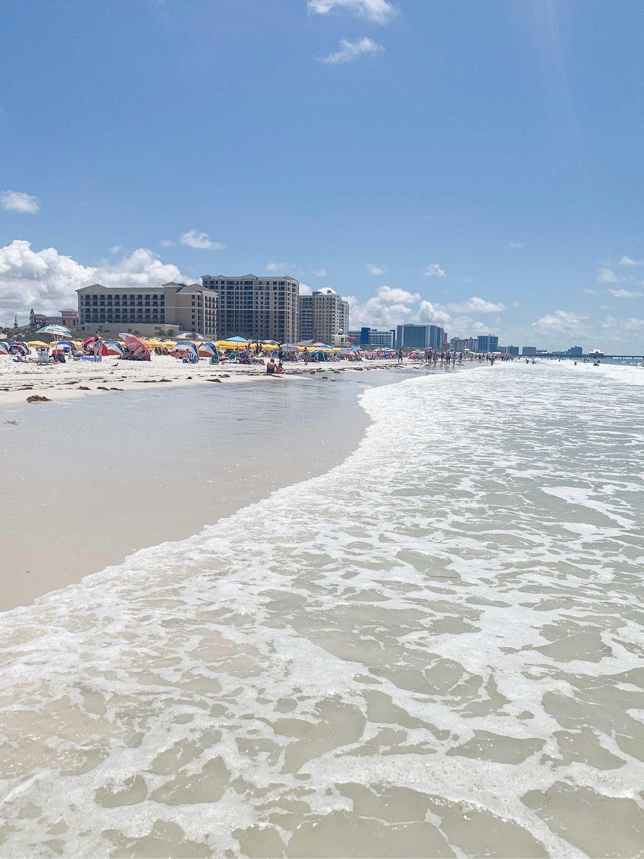 Dag 4 i Florida - Clearwater