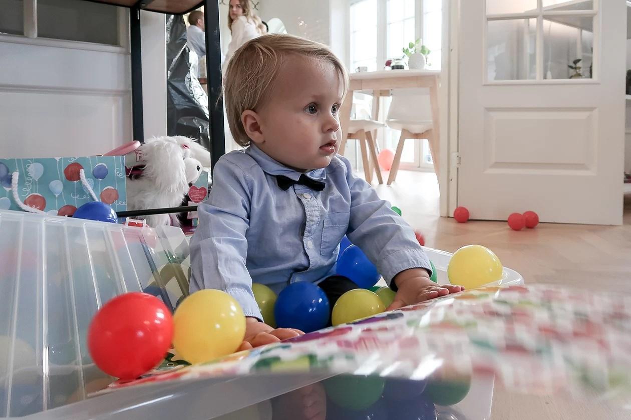 Léon 1 år