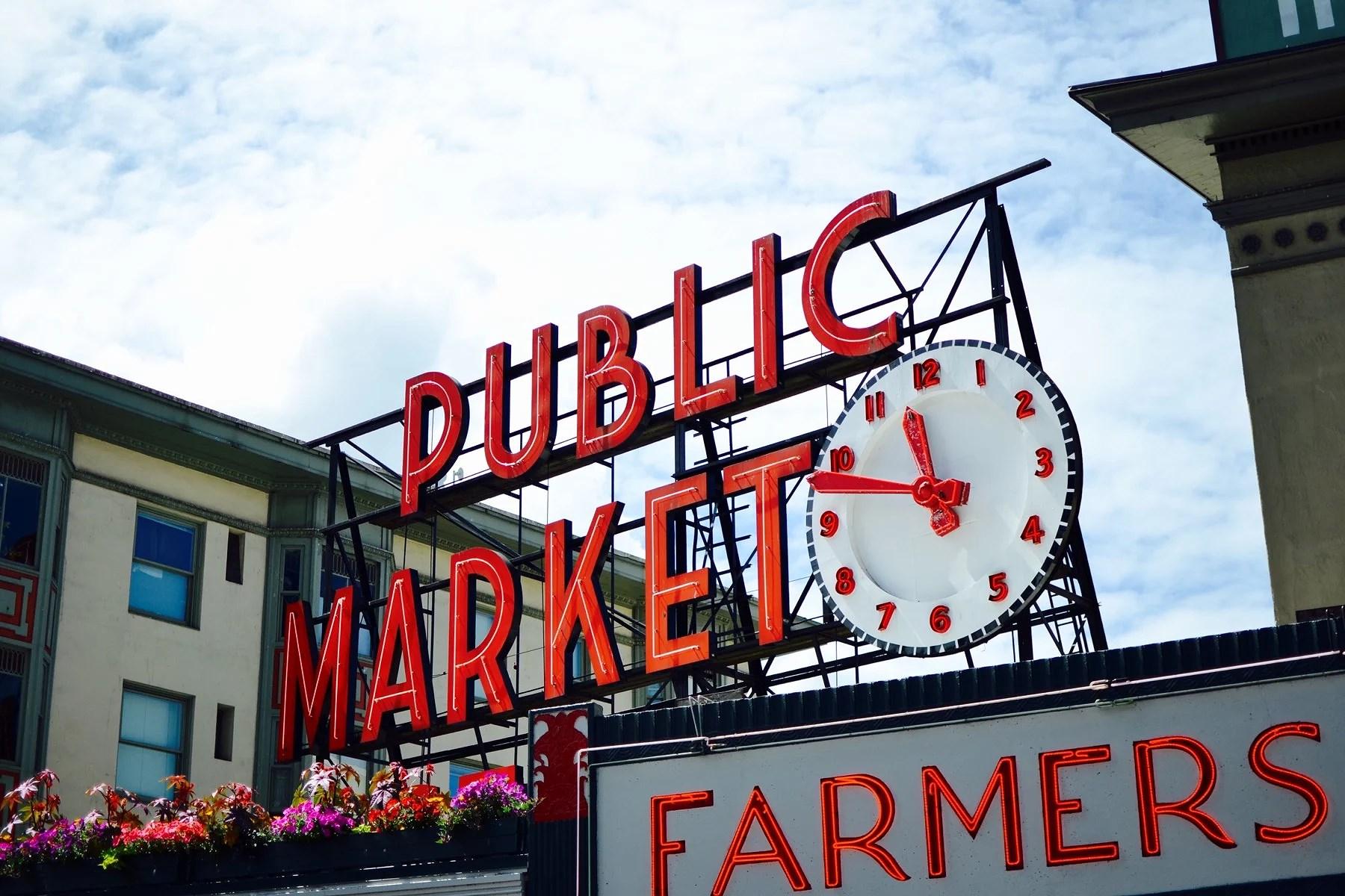 Sista dagen i Seattle