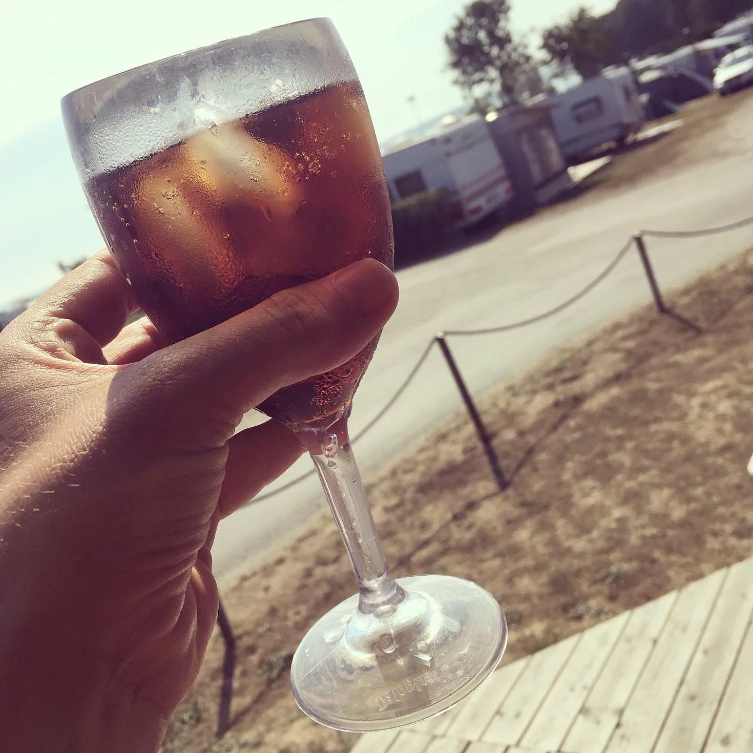 Is och cola funkar😅