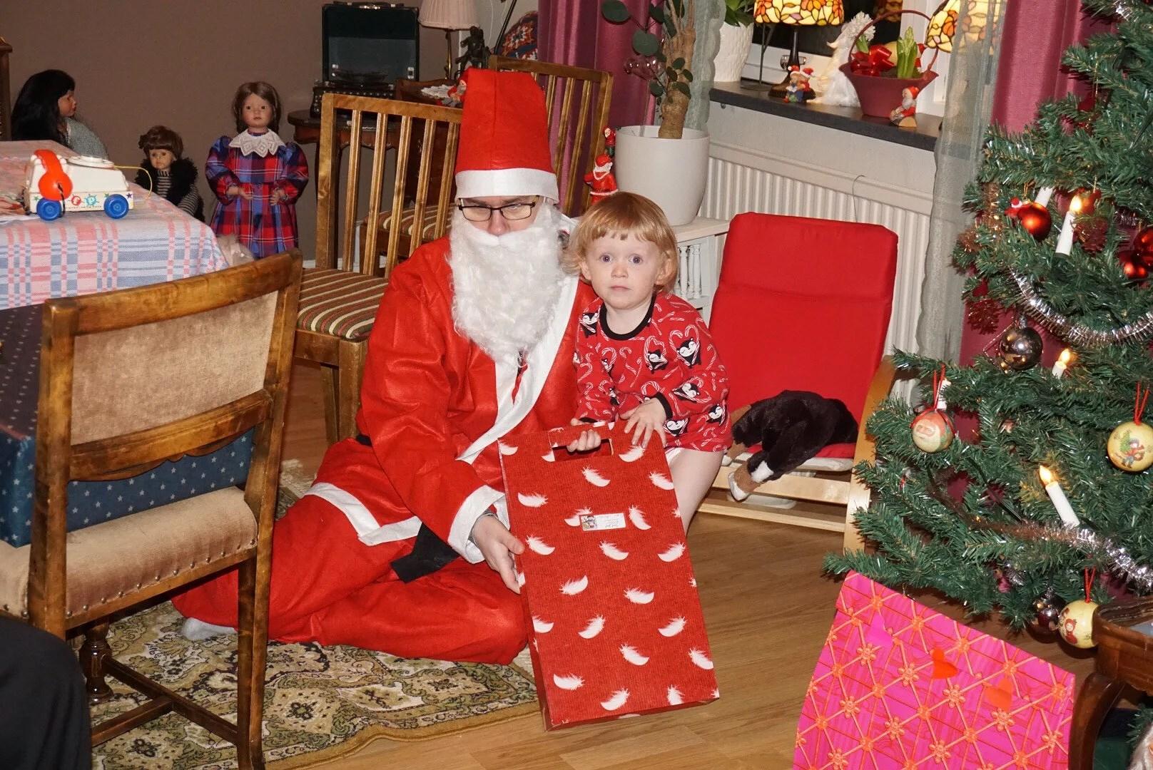 Vår juldag!
