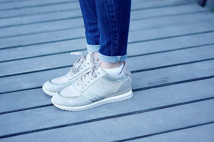 El calzado perfecto para el día a día