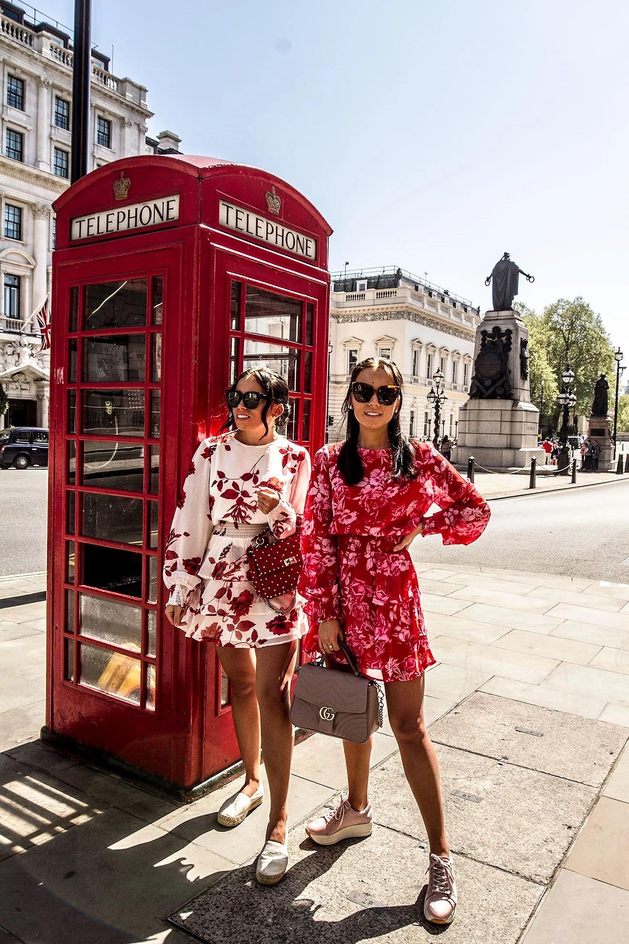 W - + & - ABOUT LONDON