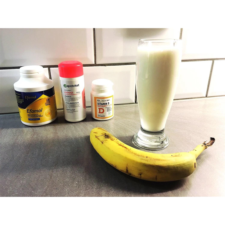 vitaminer vid träning