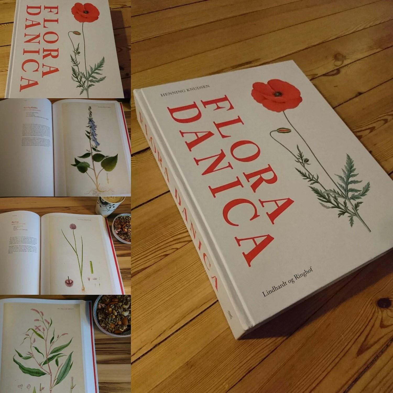 Flora Danica.