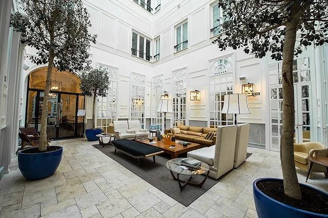 Only You, el mejor hotel boutique del mundo está en Madrid