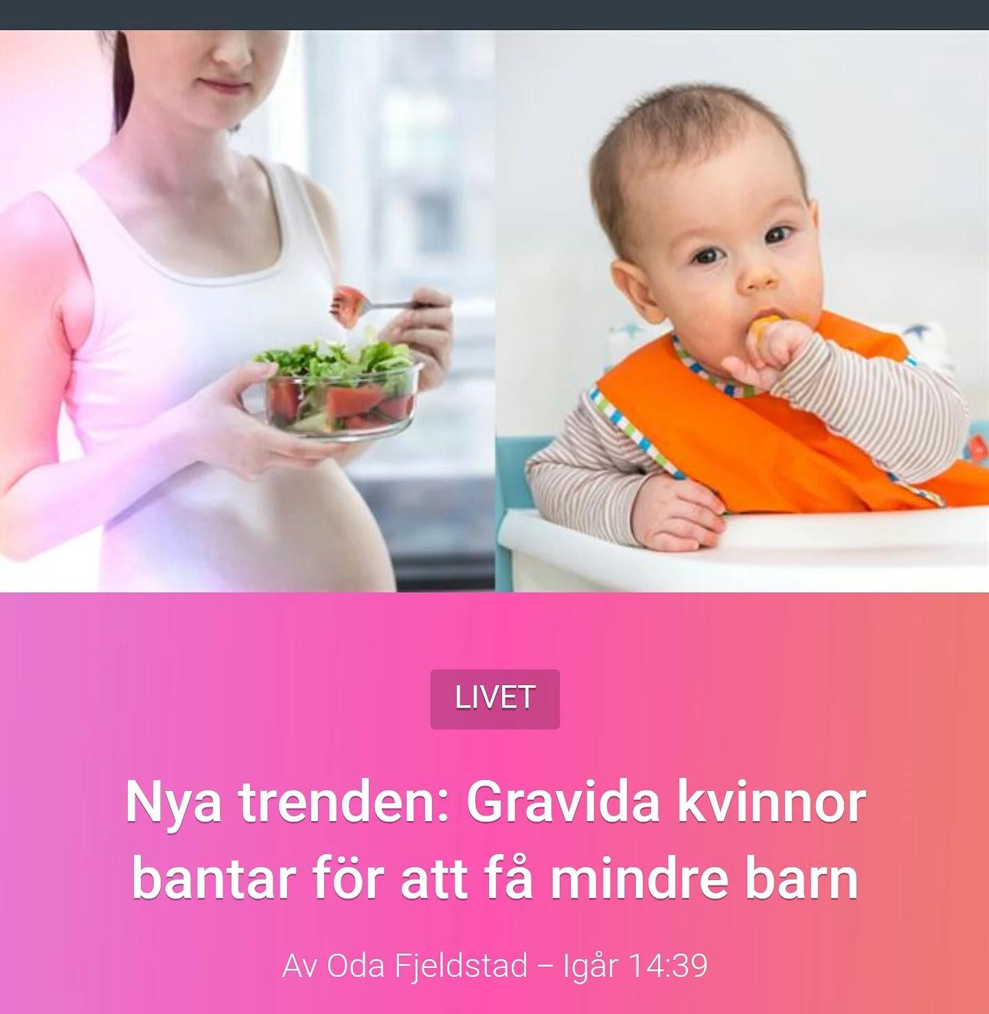 Gravid och banta?