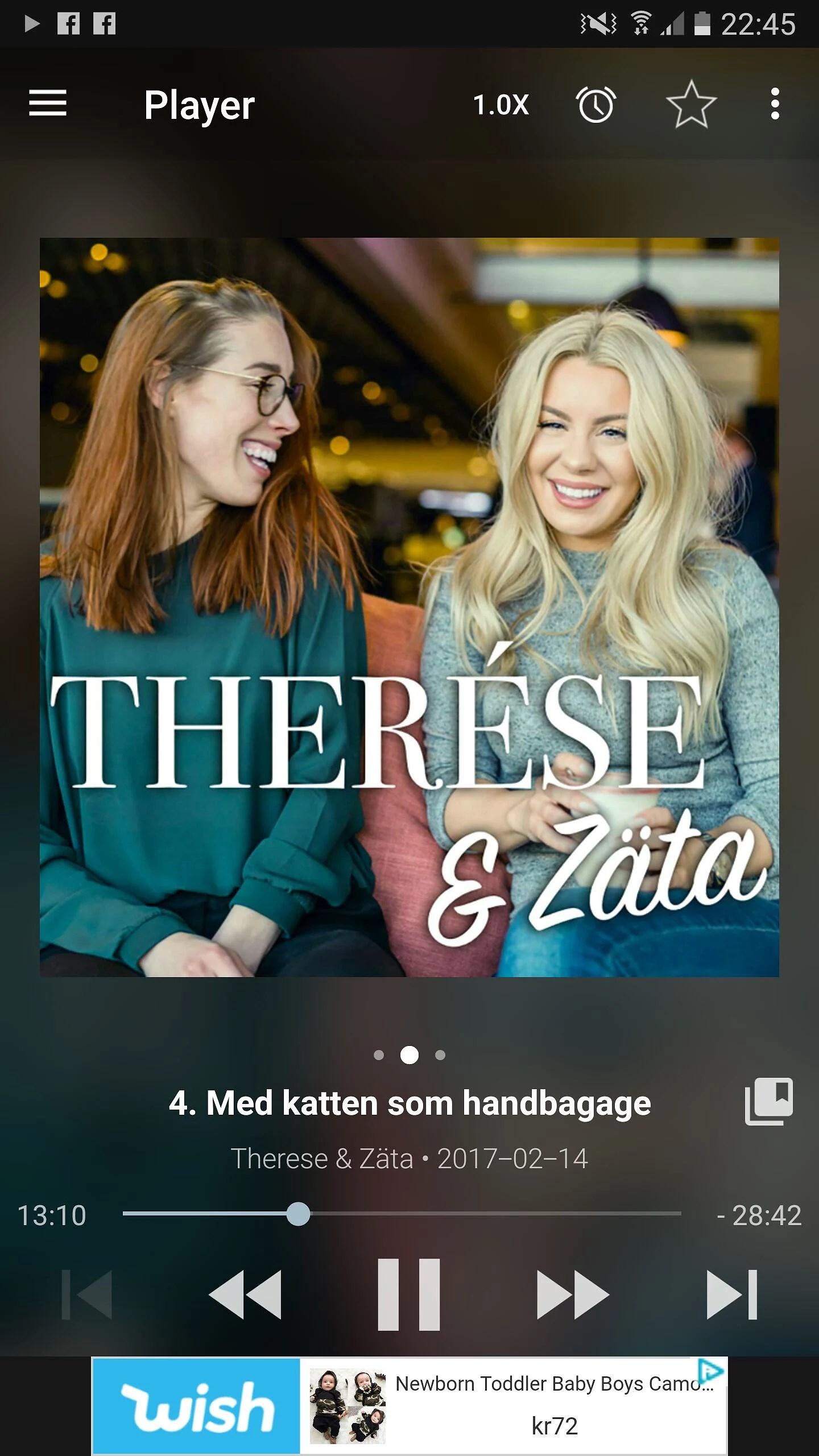 Myser med Therese & Zäta