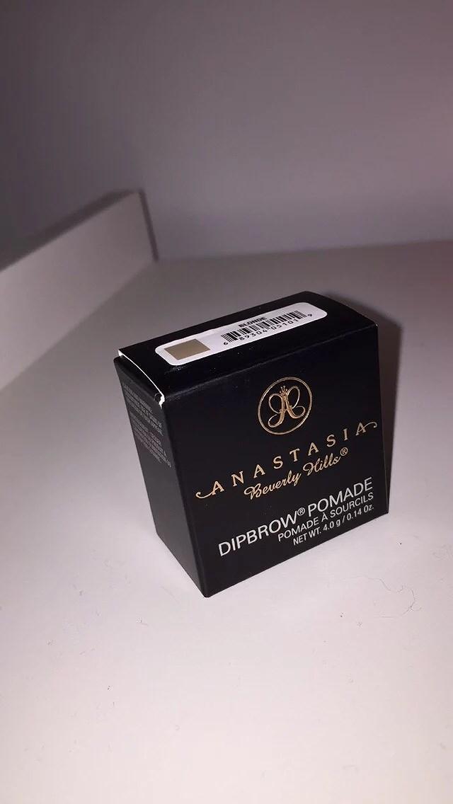 Anastasia dip brow palett