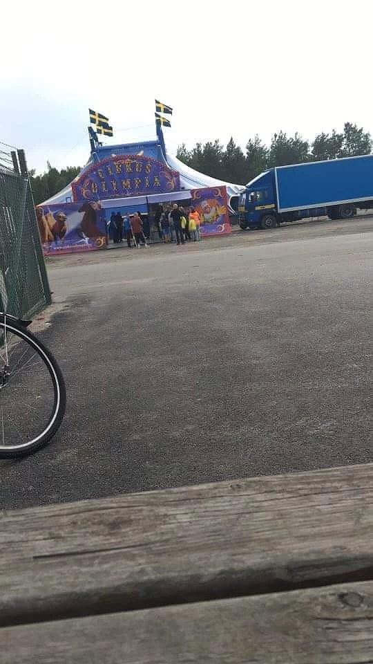 • Cirkus demonstration •