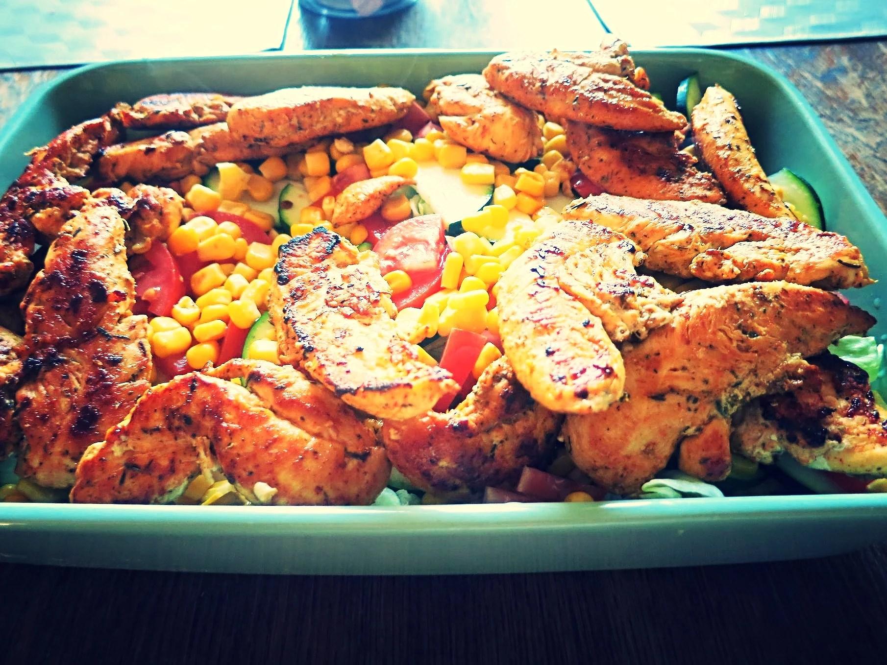Lättlagad lunch