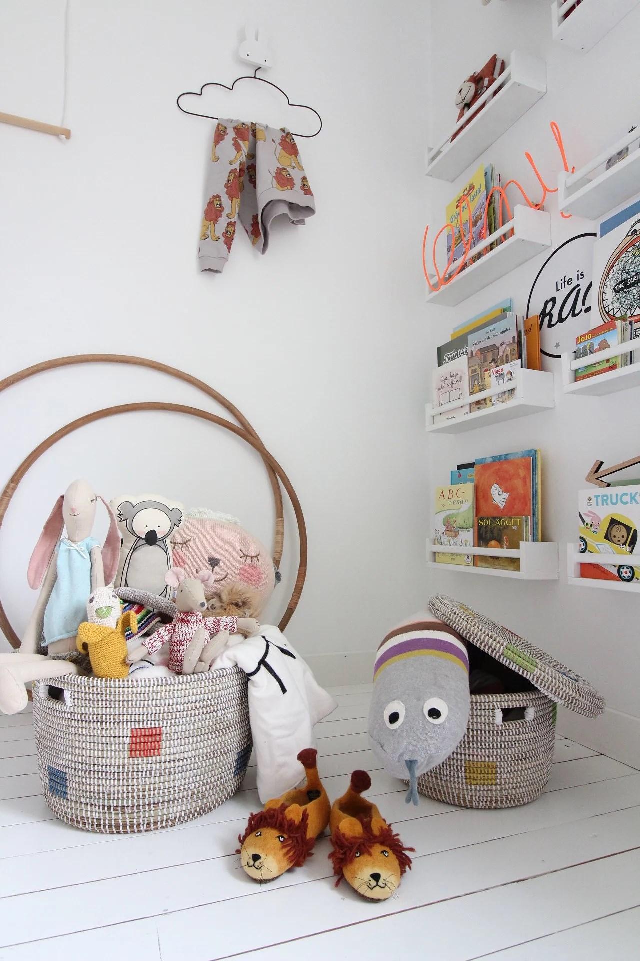 Perfect storage baskets