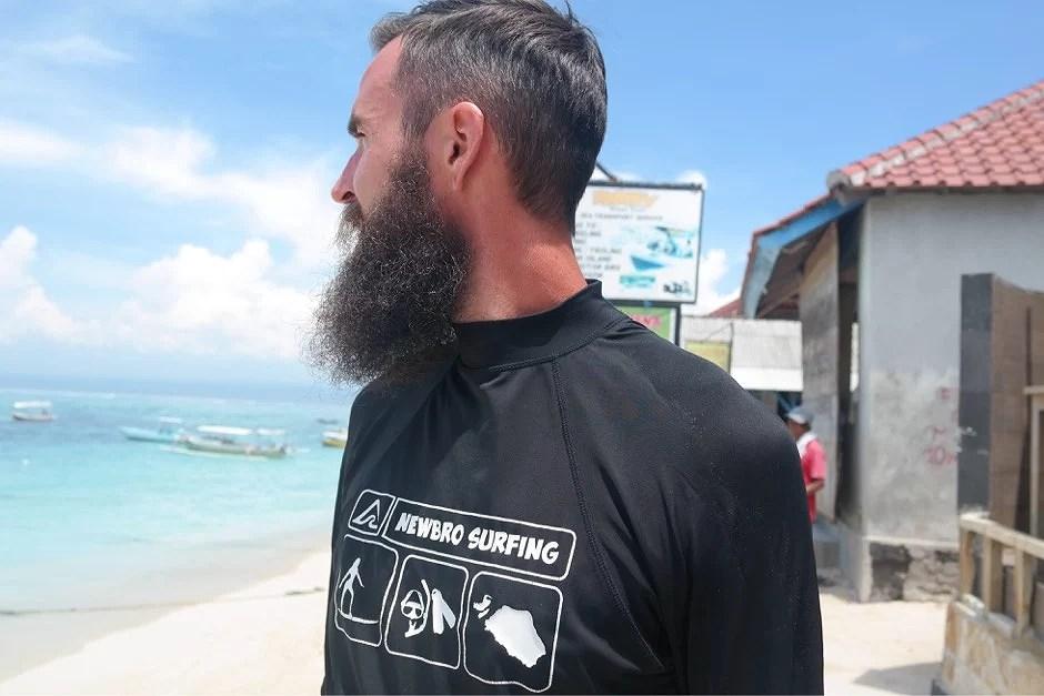 Första surfen