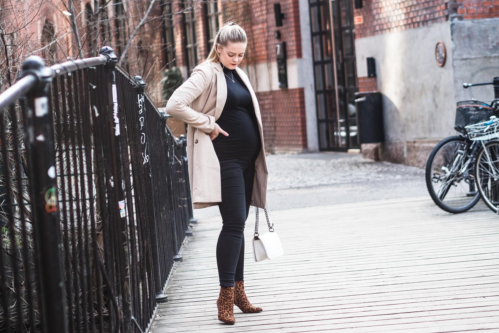Spørsmål og svar om graviditeten