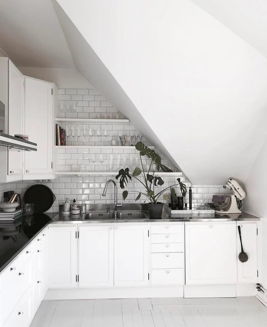När vi flyttade in