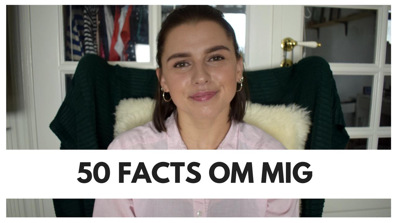 50 FACTS OM MIG