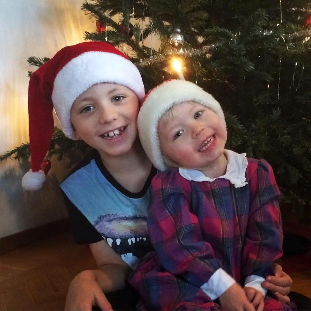 Min jul i bilder