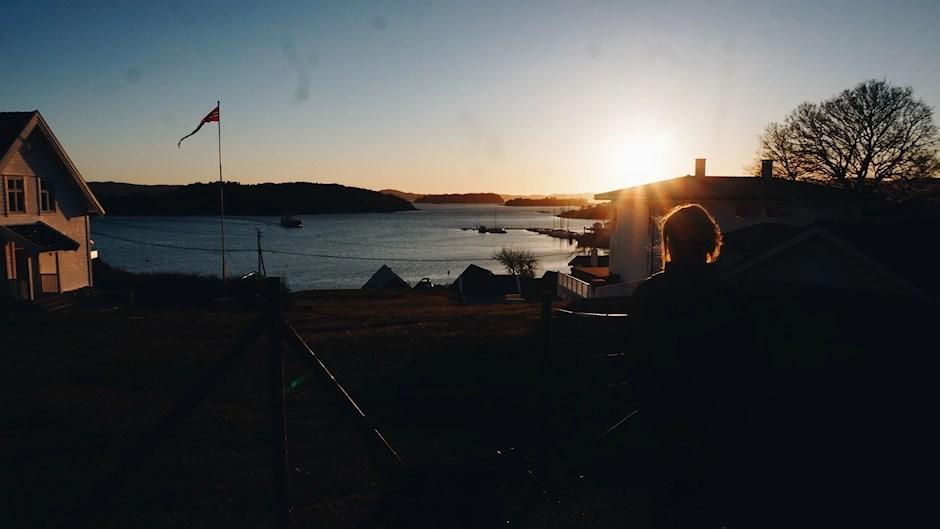 solkysten bergen