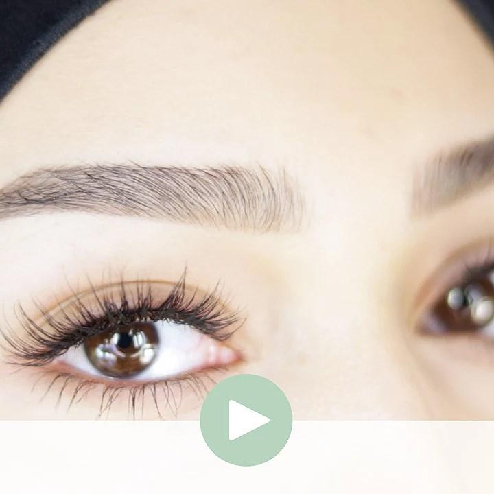 Natural Eyebrow Tutorial