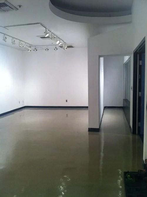 Behind the scenes, Exhibition