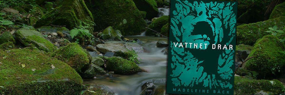 Vattnet drar